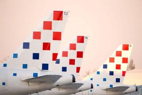 Croatia Airlines zog 200 Charter-Aufträge an Land