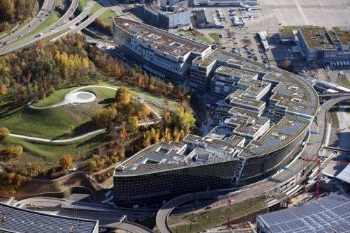 """Edelweiss verlegt den Hauptsitz ins """"The Circle"""""""