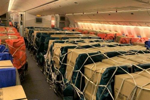 """Emirates führte bislang 3.100 """"Preighter""""-Flüge durch"""