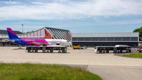 So viele Reiseziele gab es noch nie am Flughafen Memmingen