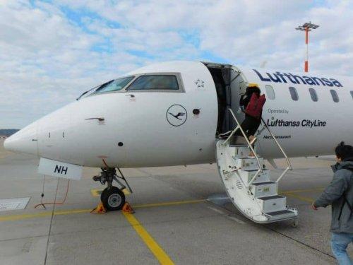 Lufthansa verlagert Nürnberg-München auf die Straße