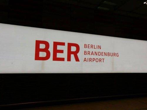 Mehr als 1,43 Millionen Passagiere im August am BER