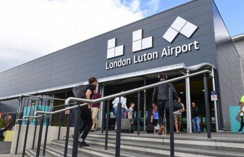 Luton: Noch weniger Passagiere als im Vorjahressommer
