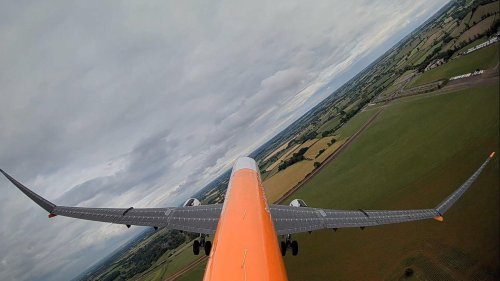 Airbus X-Plane Will Test Inflight Folding Wingtips