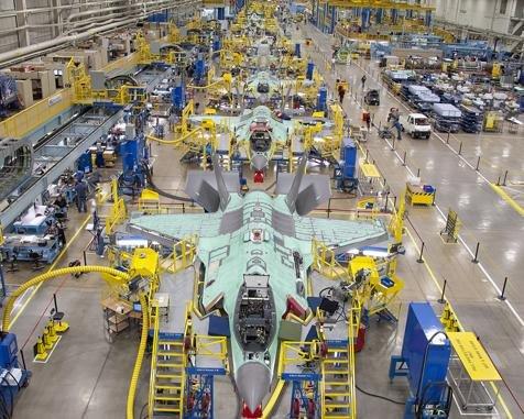 Honeywell Admits Sending F-35, F-22 Part Drawings To China