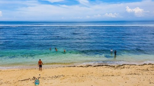 Bali Bingin Beach