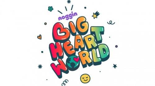 Noggin Launches 'Big Heart World' Social Initiative