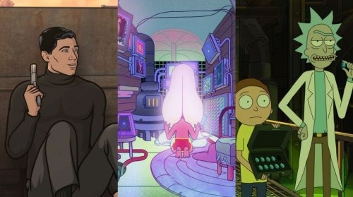 New White Paper Shows Adult Animation is More than Booming