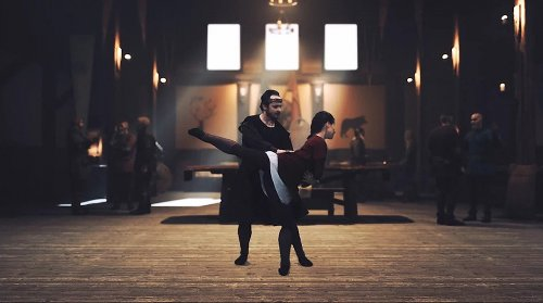 Unreal Engine Powers the 'Aberthol' Contemporary-Ballet