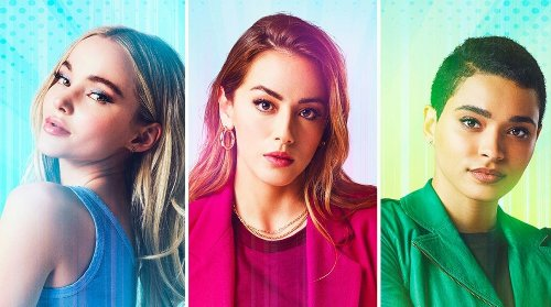 The CW Releases 'Powerpuff Girls' First Look
