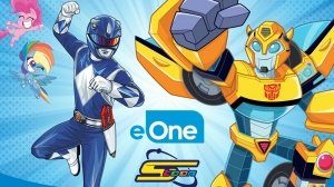 Spacetoon and eOne Extend Multi-Year Strategic Partnership