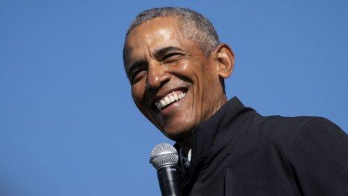 "Obama: Biden is ""finishing the job"" of my admin, Trump benefited my economic policies"