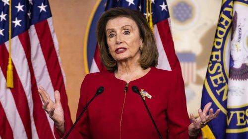 Pelosi calls raising the debt ceiling a bipartisan responsibility
