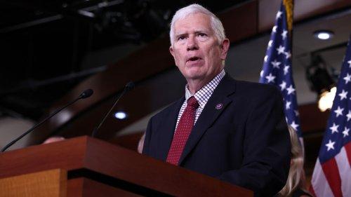 DOJ declines to defend Mo Brooks in Capitol riot lawsuit