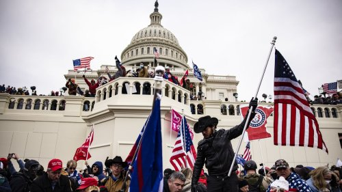 First person receives sentencing in Jan. 6 attack on U.S. Capitol