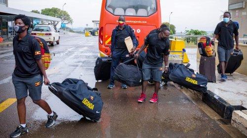 Uganda Olympic team member tests positive for COVID in Tokyo
