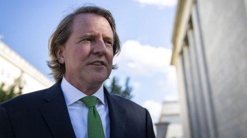 Reports: Trump DOJ subpoenaed Apple for records of WH counsel Don McGahn