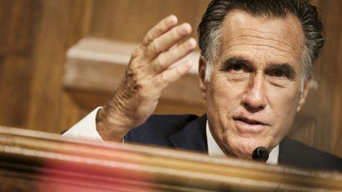 Attempt to censure Mitt Romney for Trump impeachment vote fails