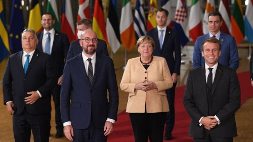 Merkel's farewell spoiled by Poland crisis at EU summit