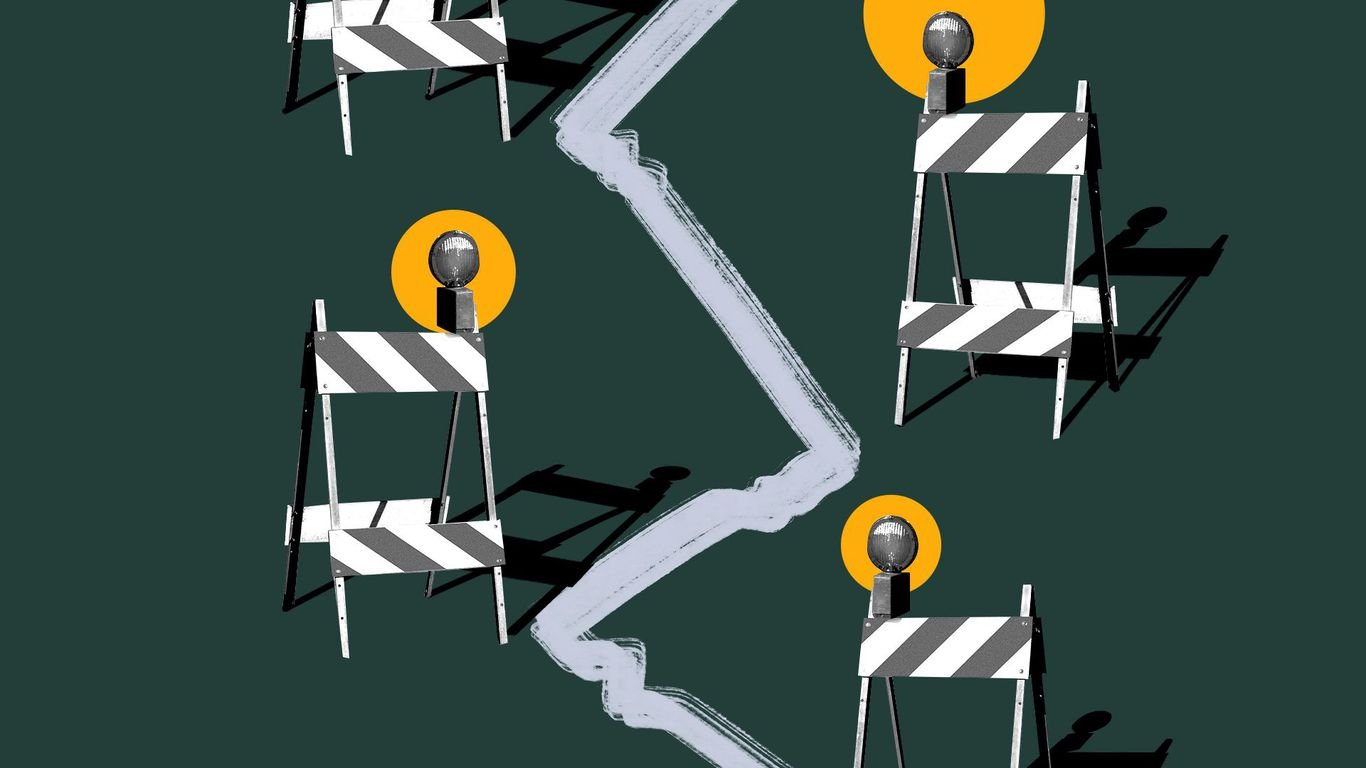 The separate and unequal paths in business