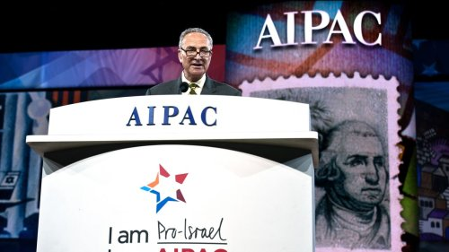 Schumer's Israel vise