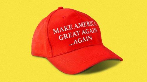 Trump, your 2024 GOP nominee