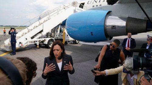 Kamala Harris to visit U.S.-Mexico border this week