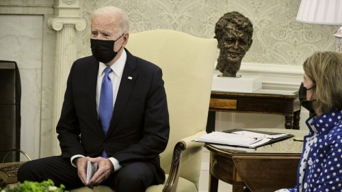 "Biden cancels Trump's ""National Garden of American Heroes"""