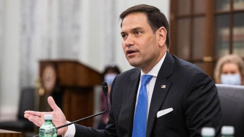 "Rubio raises UFO concerns in ""60 Minutes"" interview"