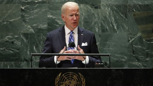 Biden pledges to double U.S. climate funding to developing nations