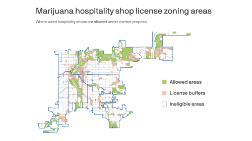 Where weed hospitality could bud in Denver