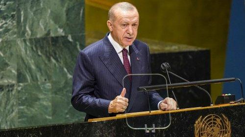 Turkish president orders removal of U.S. ambassador