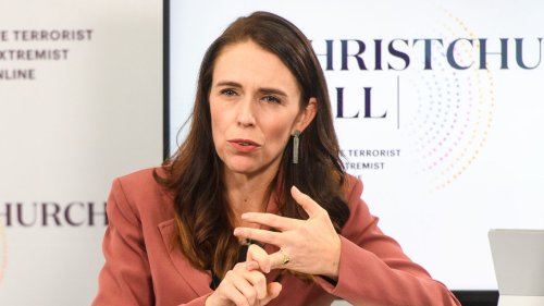 """New Zealand PM calls for """"ethical algorithms"""" to fight online extremism"""