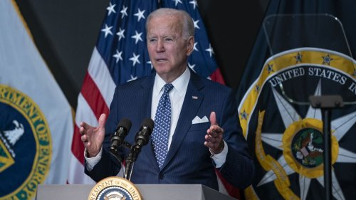 Woman can display profane Biden signs after sanctions dropped