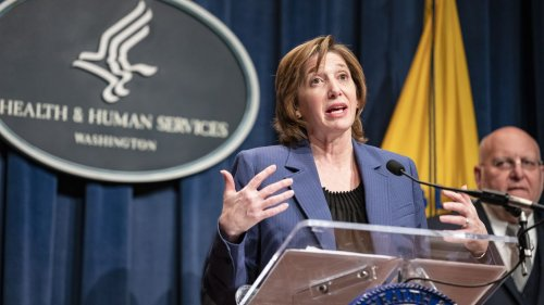 CDC respiratory disease chief to resign
