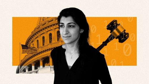 The ascent of Lina Khan, tech antitrust icon