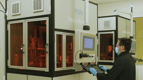 How 3D printers are being used in the manufacturing industry