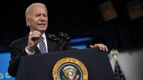 "Biden warns gas stations not to price gouge: ""That's not who we are"""