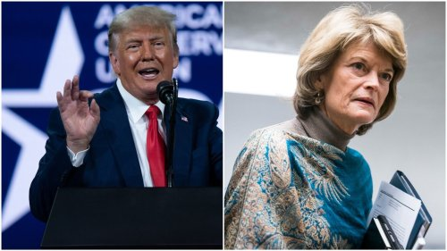 "Trump vows to campaign against ""disloyal"" Sen. Murkowski"