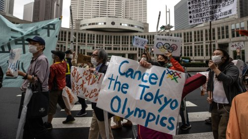Olympic public viewing sites in Tokyo canceled, governor says