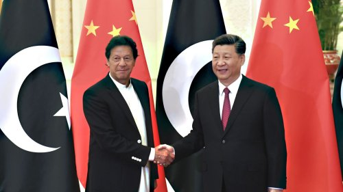 Pakistan PM mum about China's crackdown on Uyghur Muslims