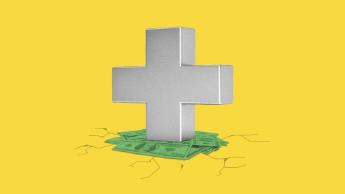 Study indicates regulation the best way to lower hospital spending
