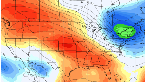 """Heat dome roasts Northwest, Central states as """"derecho"""" threat looms in Midwest"""