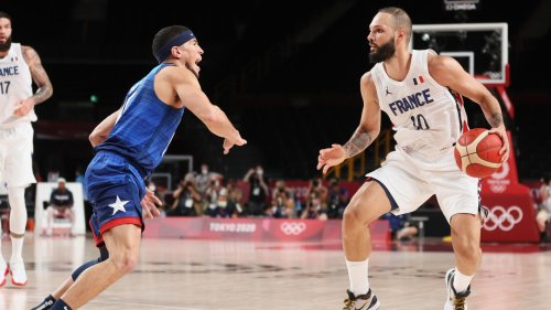 Team USA Men's basketball suffers first Olympic loss since 2004