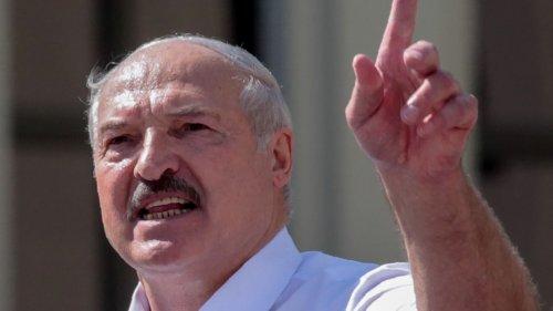 """Belarus leader Lukashenko accuses EU of """"hybrid war"""" over response to hijacking"""
