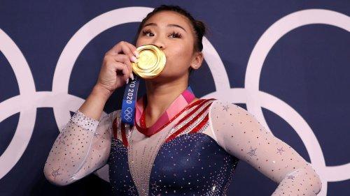 Suni Lee, the pride of Minnesota