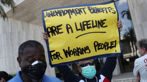 The states ending federal pandemic unemployment benefits early