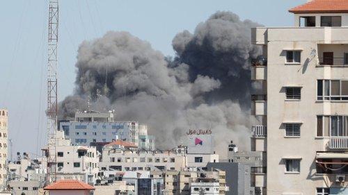 Blinken says he hasn't seen evidence Hamas was in AP building Israel struck