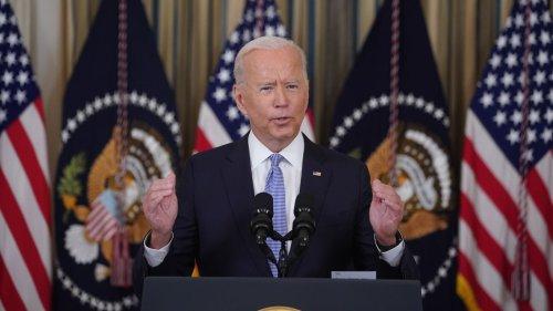 """An embarrassment"": Biden condemns Border Patrol for using horses to deter Haitian migrants"