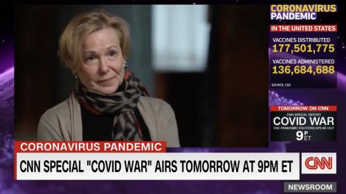 Deborah Birx: Thousands of U.S. COVID-19 deaths could have been prevented